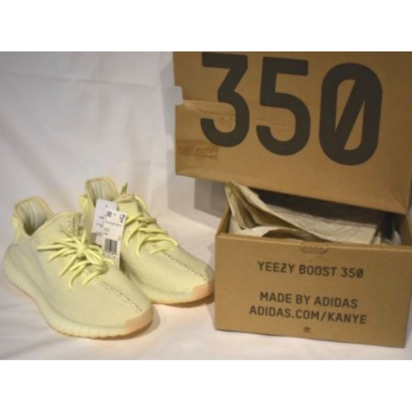 a2fdc08d2d2 Adidas Yeezy Boost 350 V2 BUTTER F36980 Kanye West